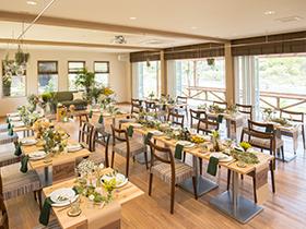サクラテーブル結婚式