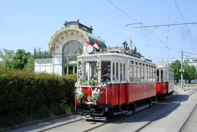 オーストリア 電車 結婚式