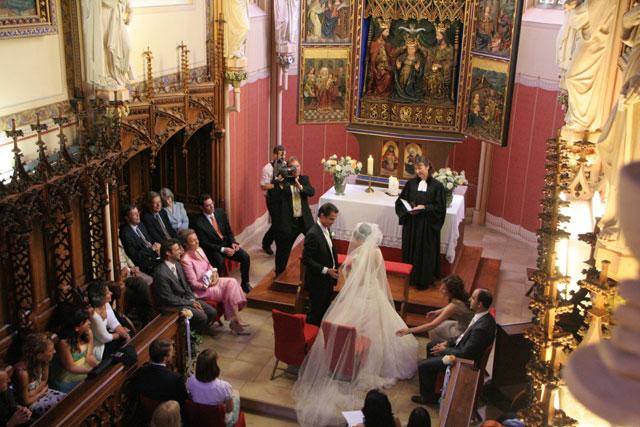 オーストリア 教会 結婚式