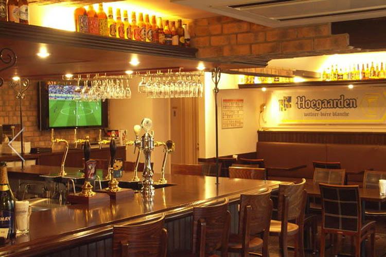 beer bar BICKE | 吉祥寺のレストランウエディング