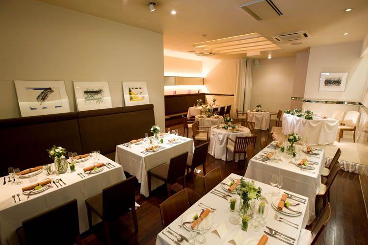 NOSCO produce by ichigo ichie | 大阪のレストランウエディング