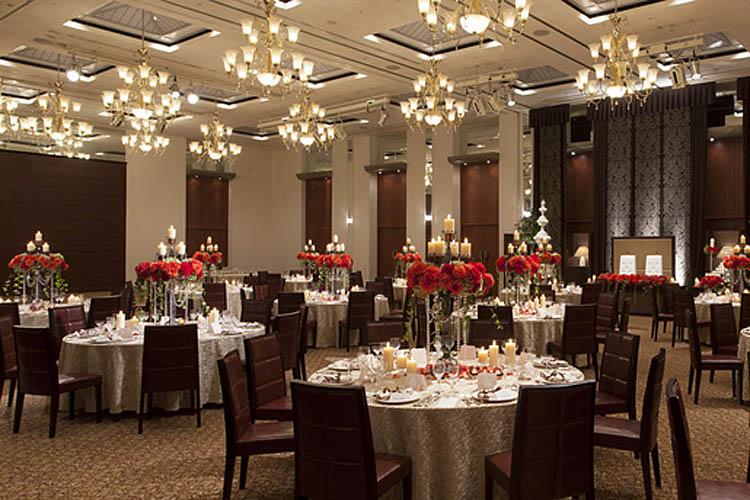 大分オアシスタワーホテル | 大分の結婚式場