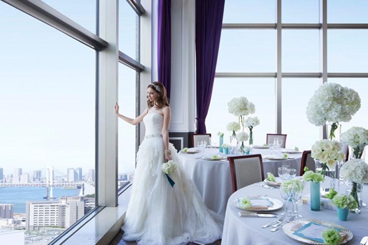 第一ホテル東京シーフォート | 東京の結婚式場