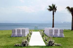 日出結婚式