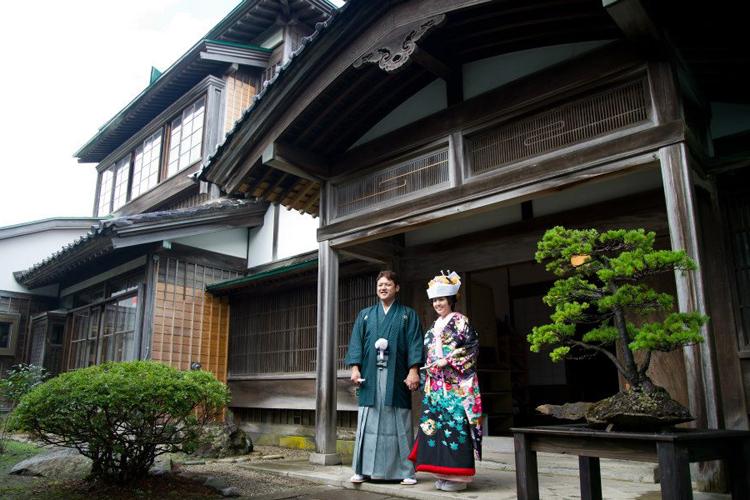函館日和坂ウエディング 旧相馬邸 | 函館の結婚式場
