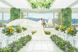 SORANIWAでフリーランスプランナーと結婚式