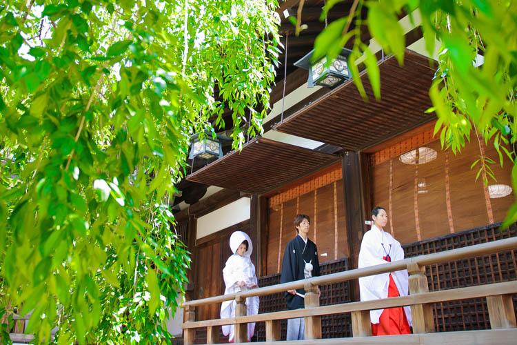 播磨国総社 | 姫路の結婚式場