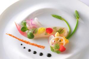 ホテルメトロポリタンエドモント婚礼料理