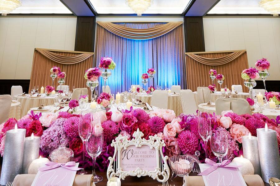 ブルーリッジホテル 結婚式