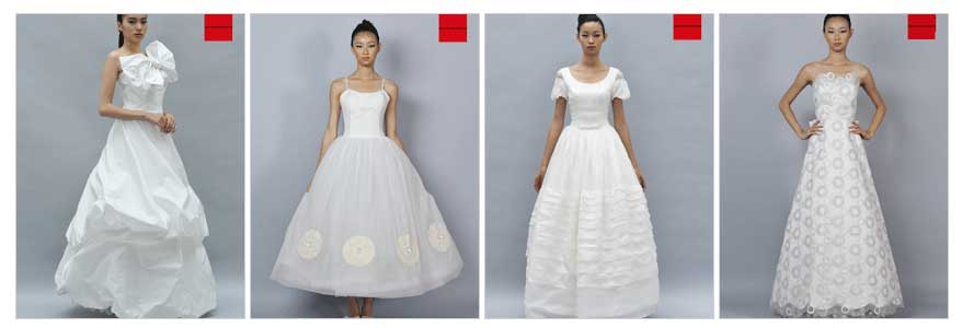 オリジナルウエディングドレス