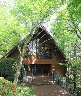 森のホール