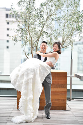 ノマドグリルラウンジ オリジナル結婚式