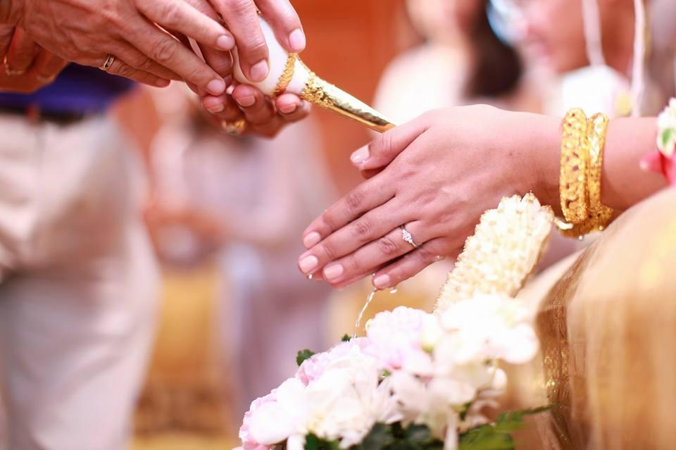 タイ 結婚式