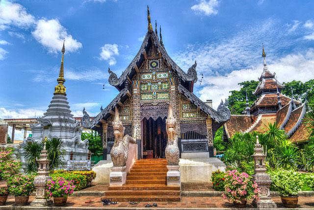 タイ 寺院