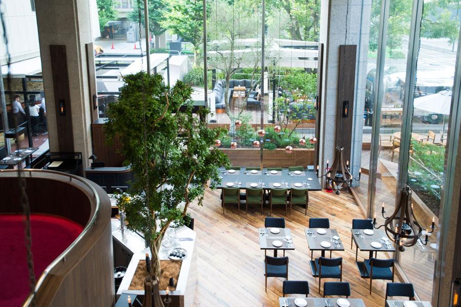 Anchor Point | 東京のレストランウエディング
