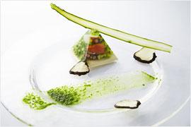婚礼料理 フランス料理
