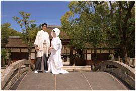伊弉諾神社挙式