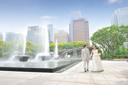和田倉噴水公園レストラン | 東京のレストランウエディング