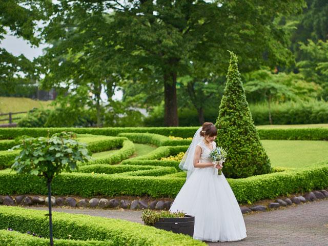 四季の里 結婚式